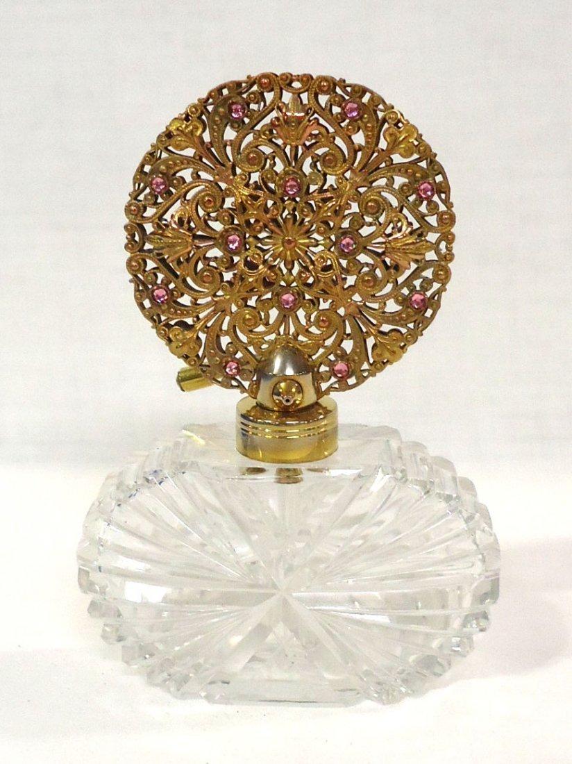 Czech. Perfume Bottle
