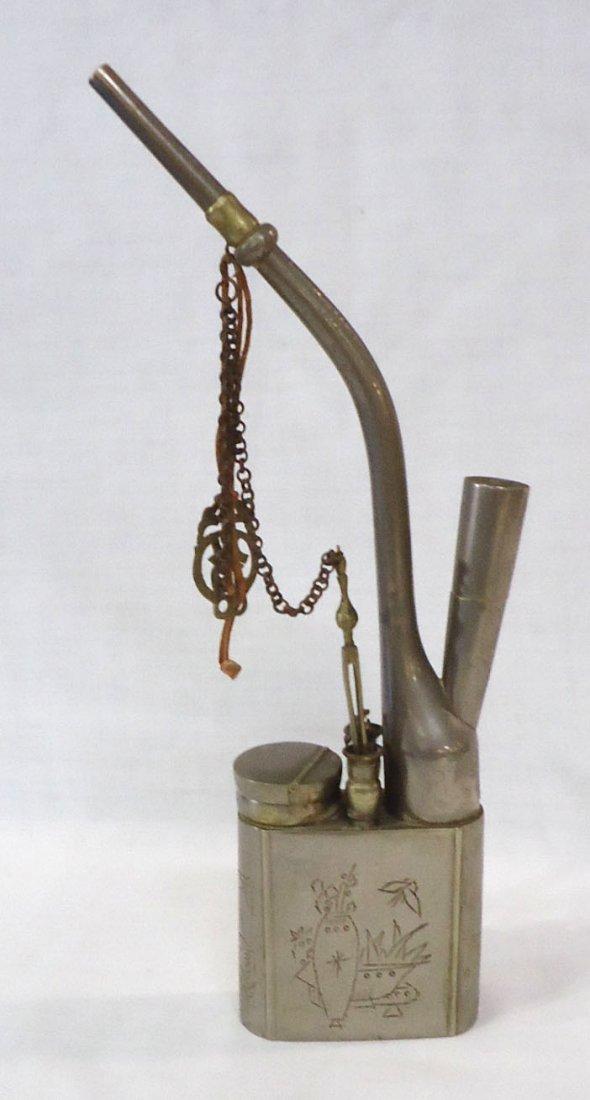 Oriental Metal Pipe - 2