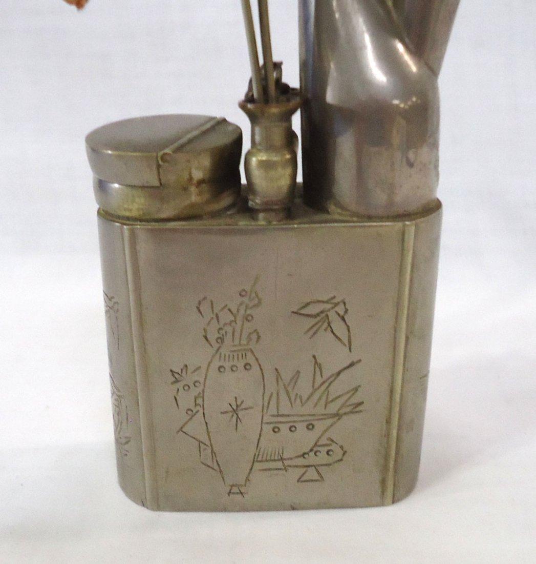 Oriental Metal Pipe - 3