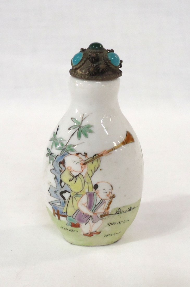 Oriental Snuff Bottle