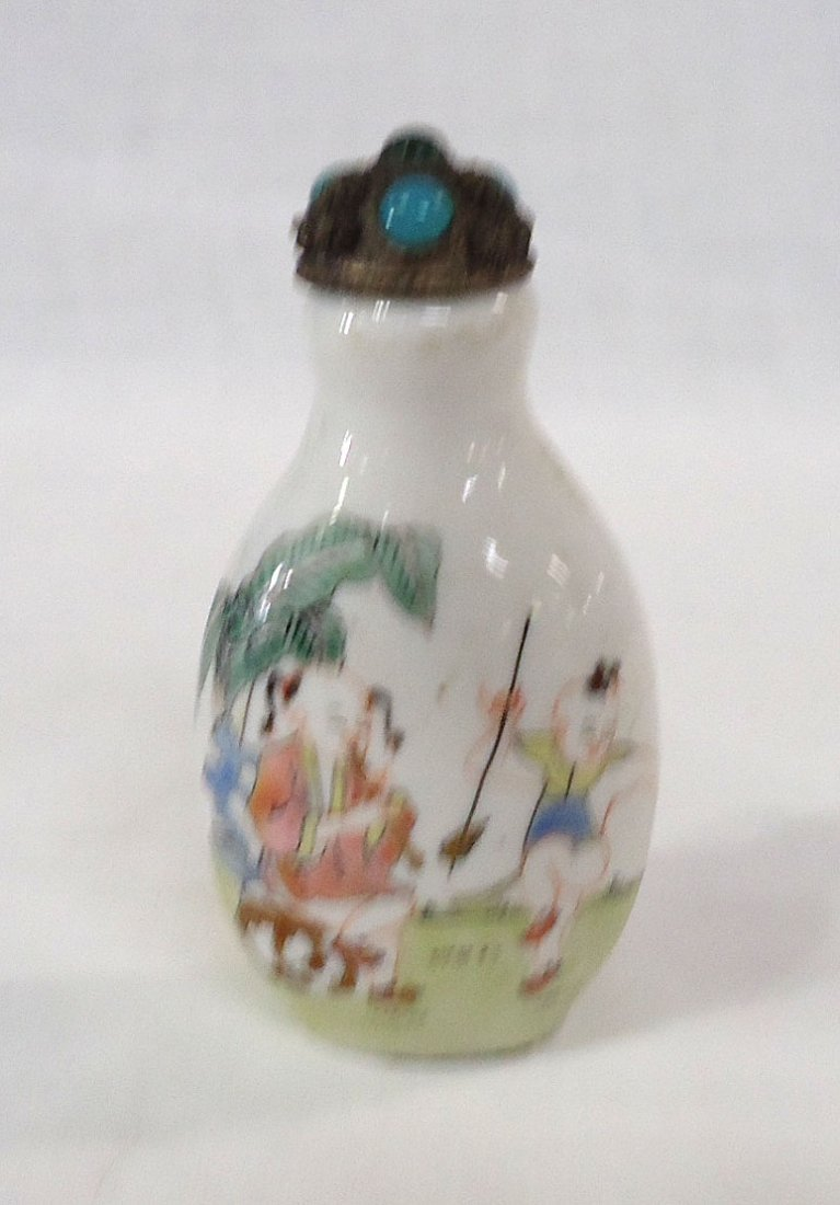 Oriental Snuff Bottle - 2