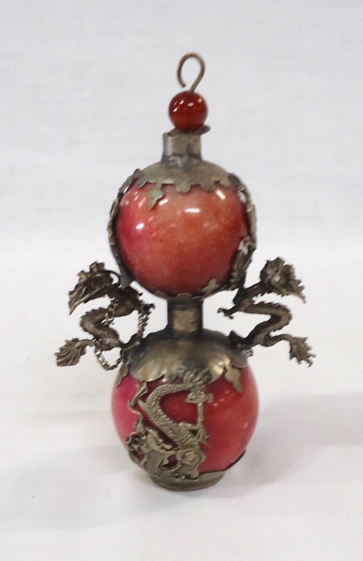 Oriental Snuff Bottle