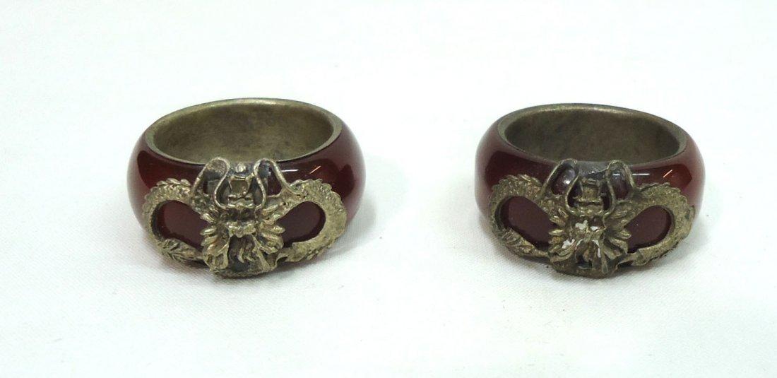 2 Oriental Rings
