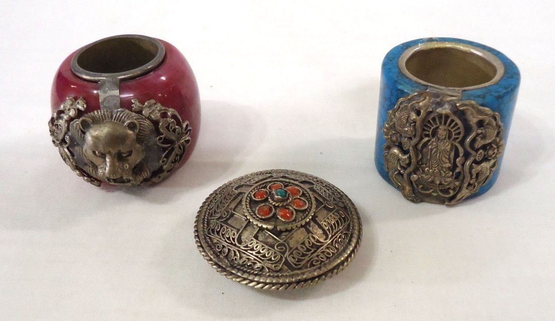 3 Misc. Oriental Items