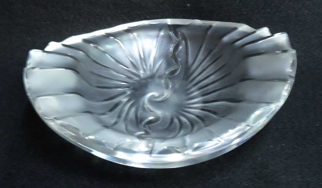 Sgnd. Lalique France Bowl