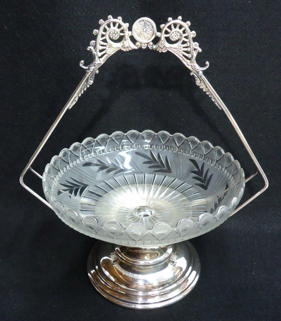 Victorian Bride's Basket - 2