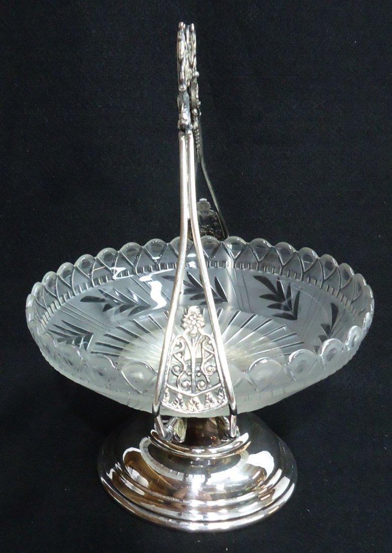 Victorian Bride's Basket - 5