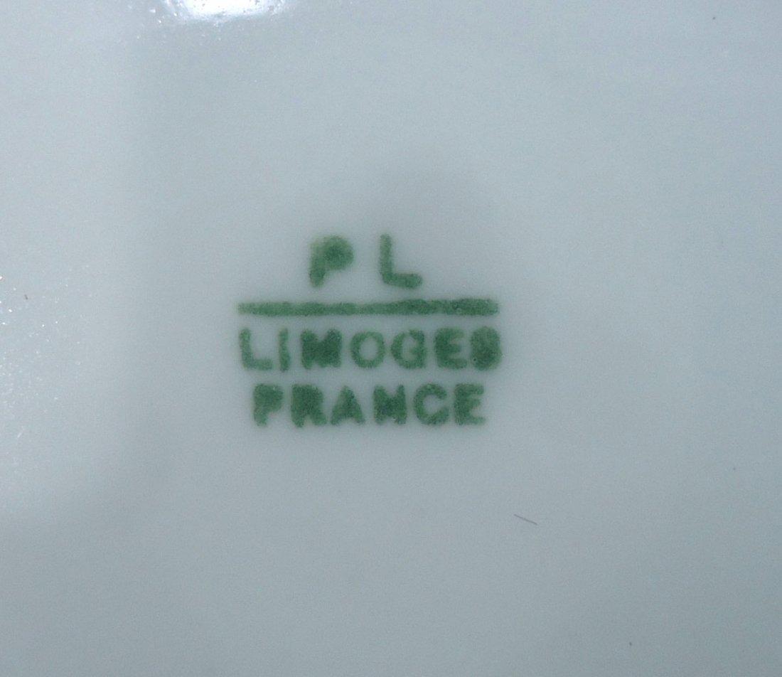 3 Pc. H.P. Limoges Dresser Set - 6