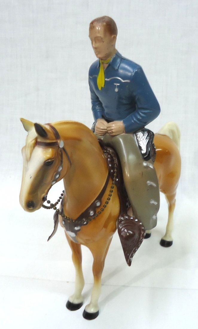 Hartland Cowboy & Horse