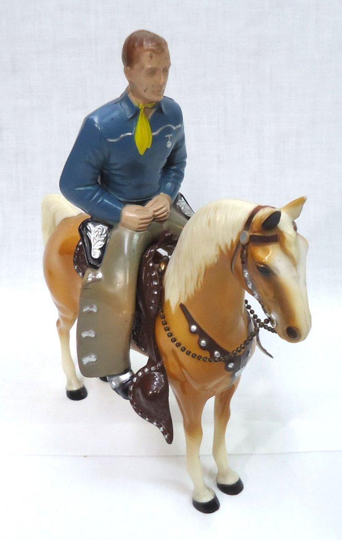 Hartland Cowboy & Horse - 3