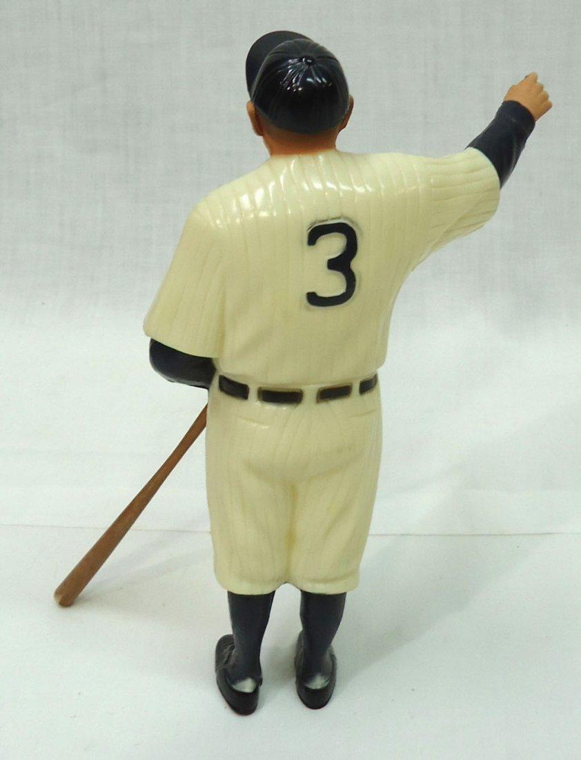Hartland Babe Ruth Figure W/ Bat - 3