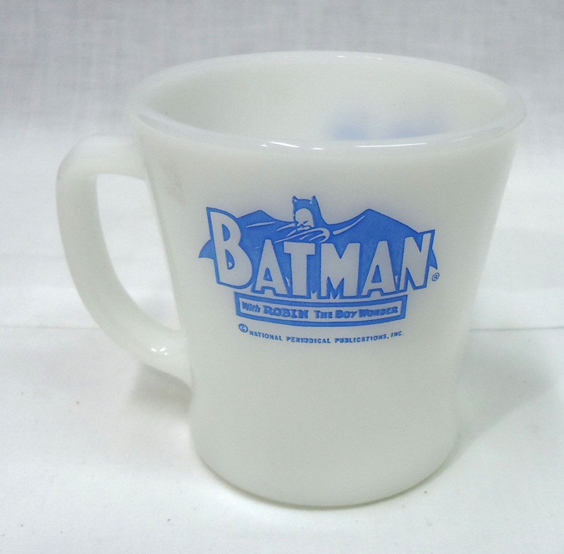 Batman Fire King Mug - 2