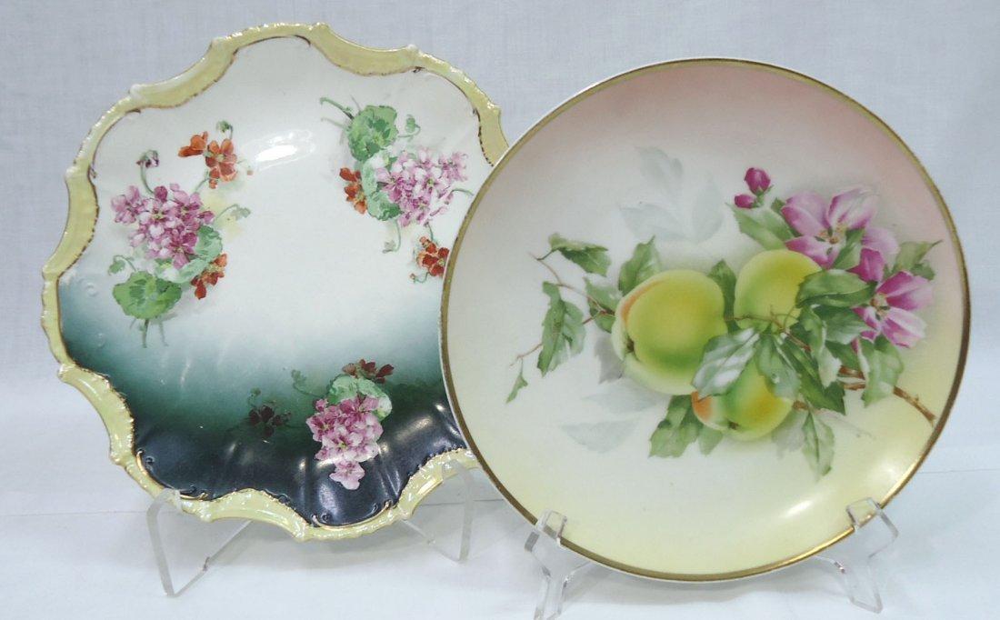 2- H.P. Plates
