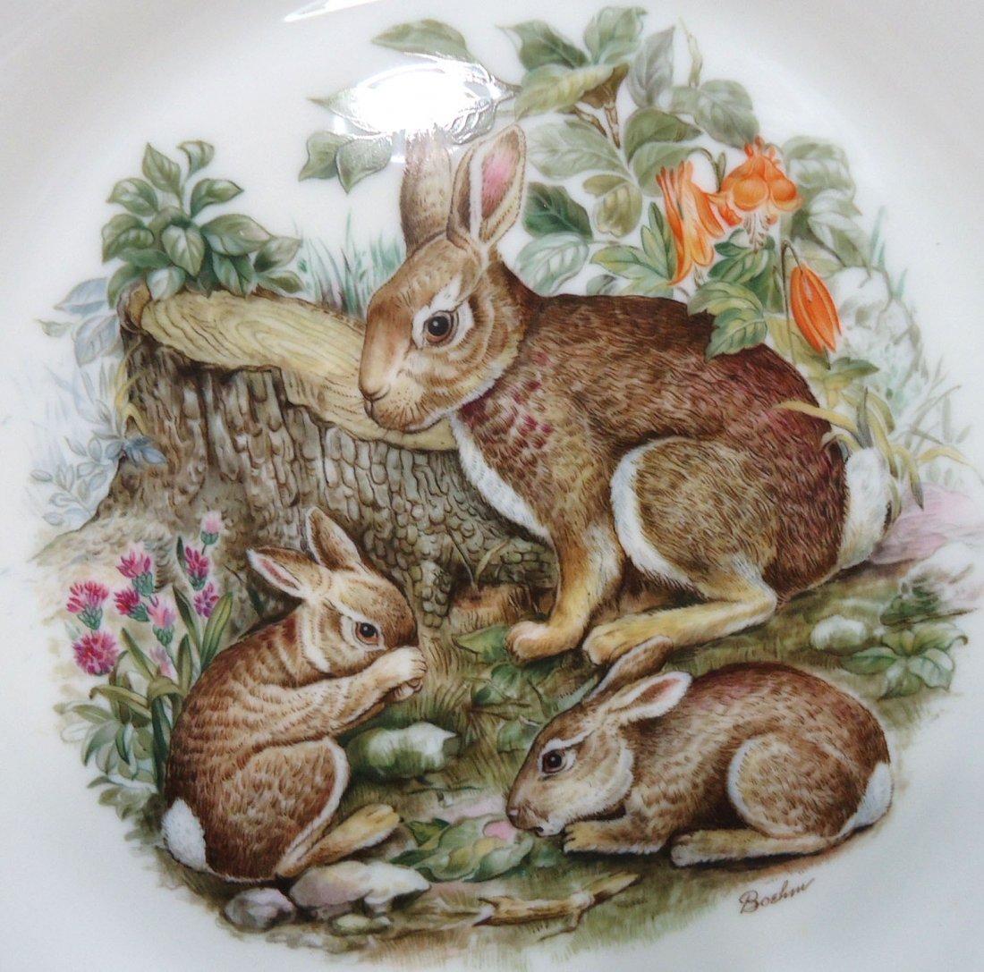 Lenox Boehm Woodland Wildlife Plate - 2