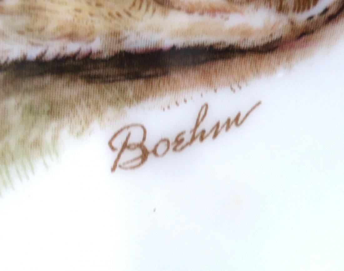 Lenox Boehm Woodland Wildlife Plate - 3