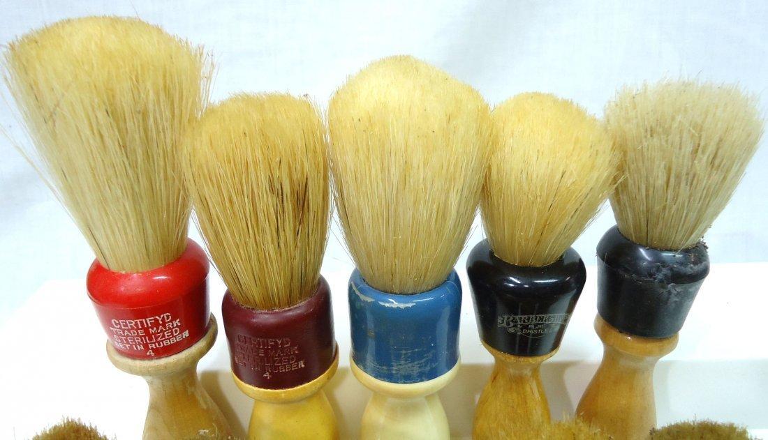 Lot Of 10 Shaving Brushes - 2