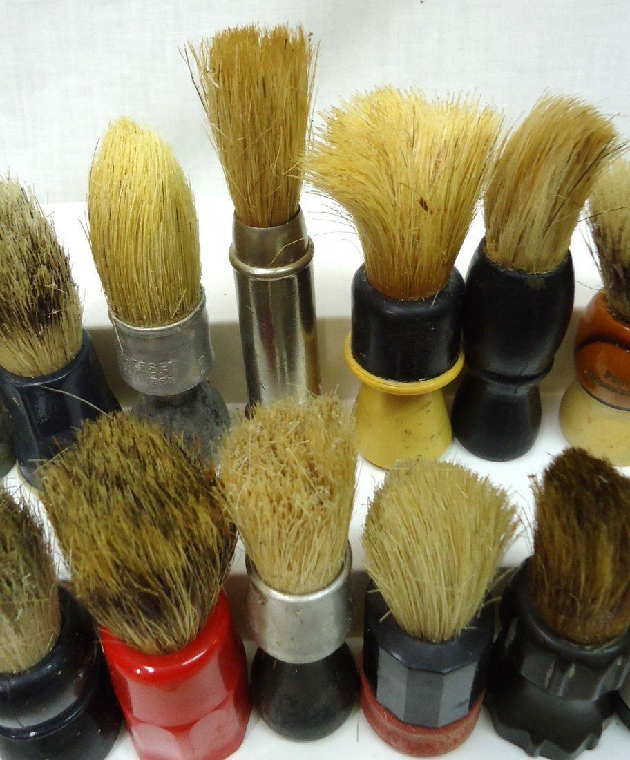 Lot Of 23 Shaving Brushes - 3