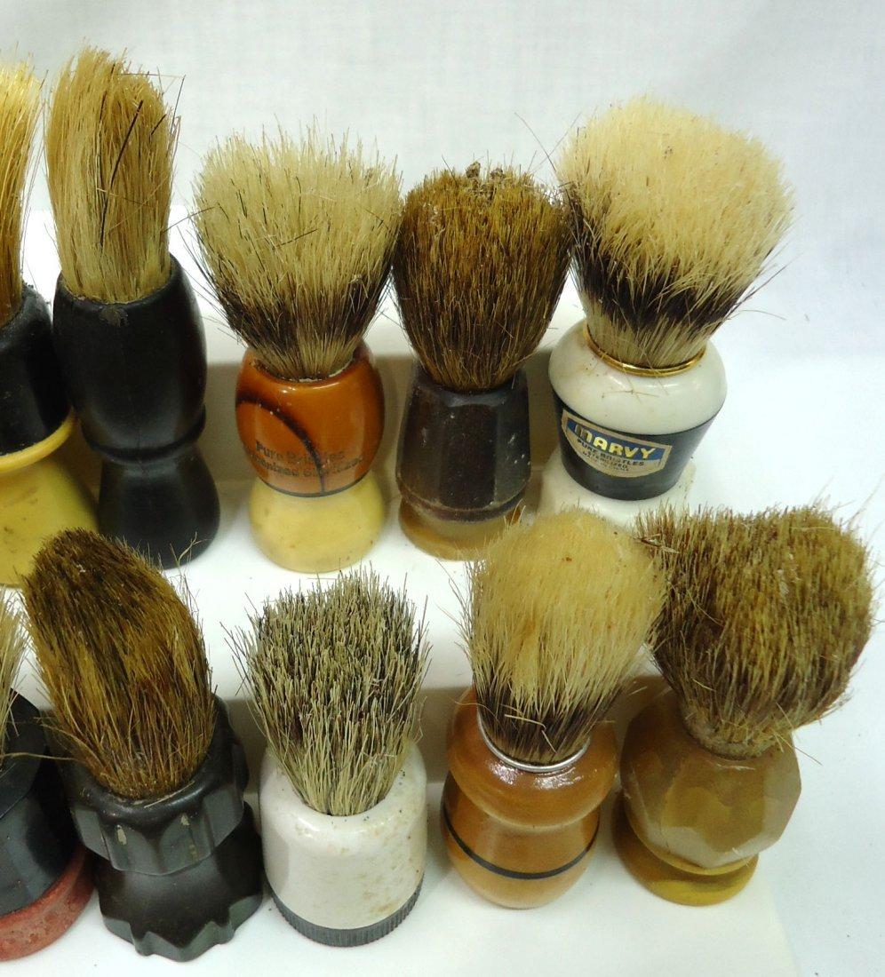 Lot Of 23 Shaving Brushes - 4