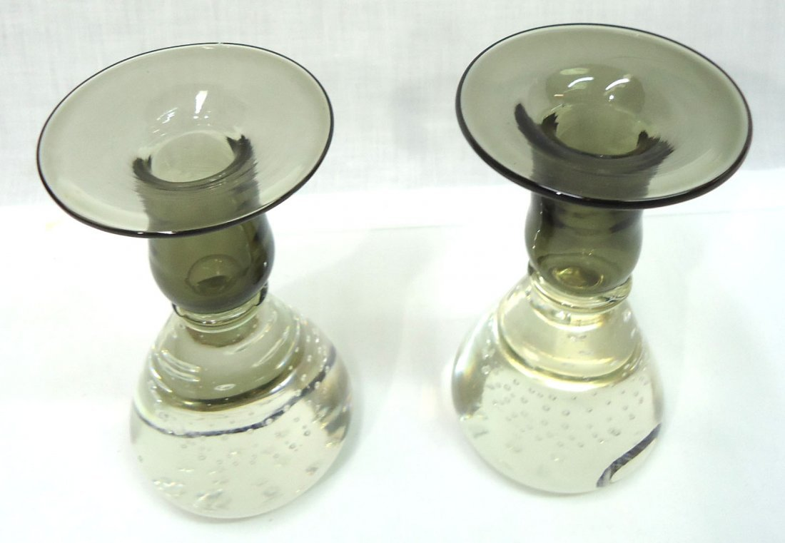 Pr. Erickson Controlled Bubble Candlesticks - 2