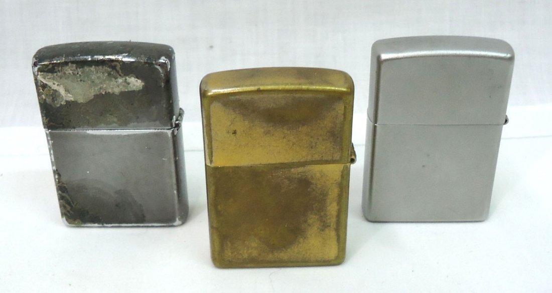 8- Zippo Lighters - 3