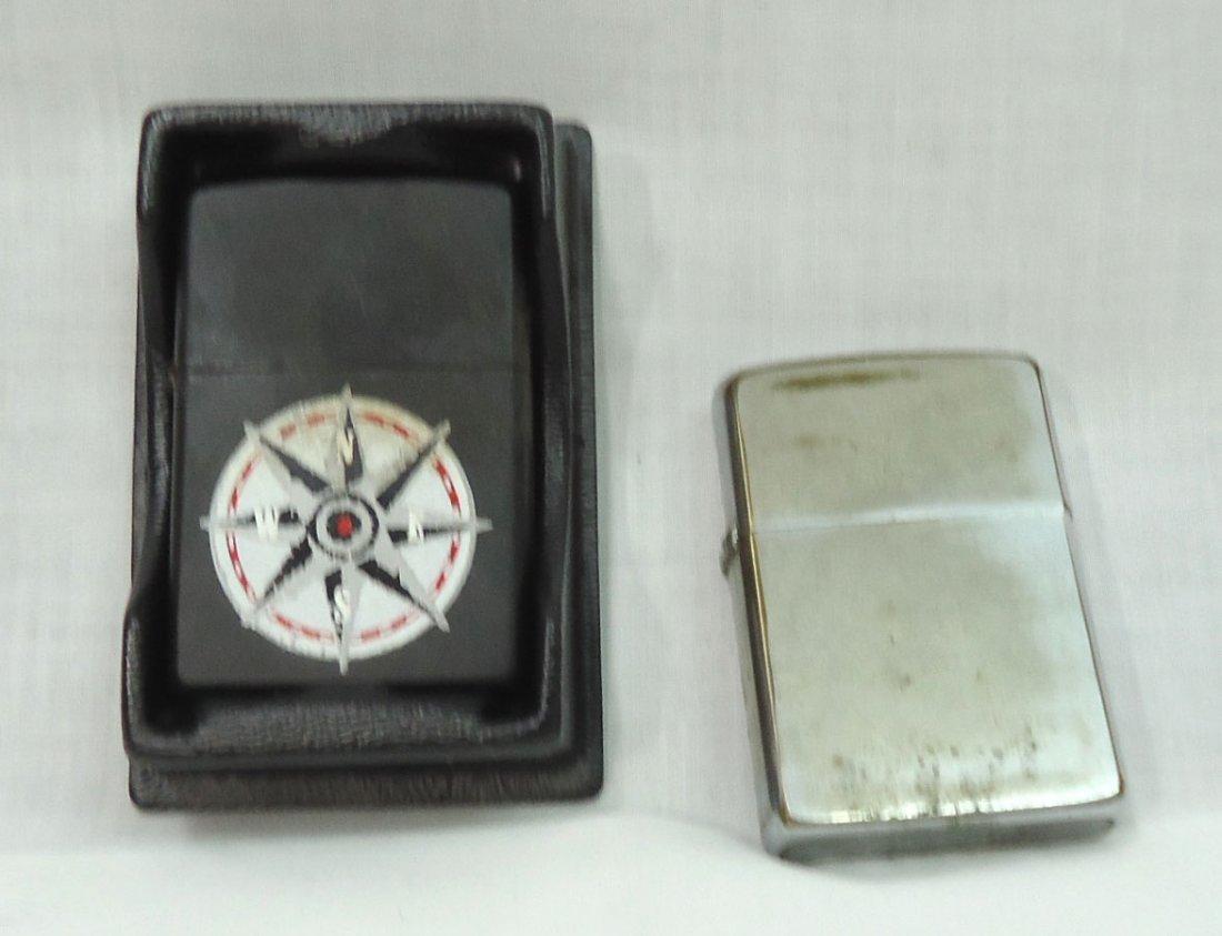 8- Zippo Lighters - 4