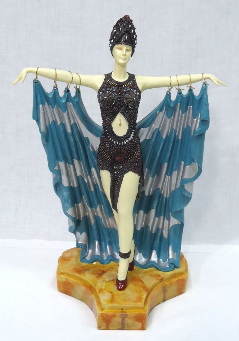 Modern Deco Style Figure