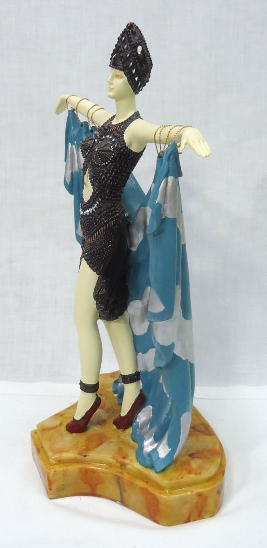 Modern Deco Style Figure - 2