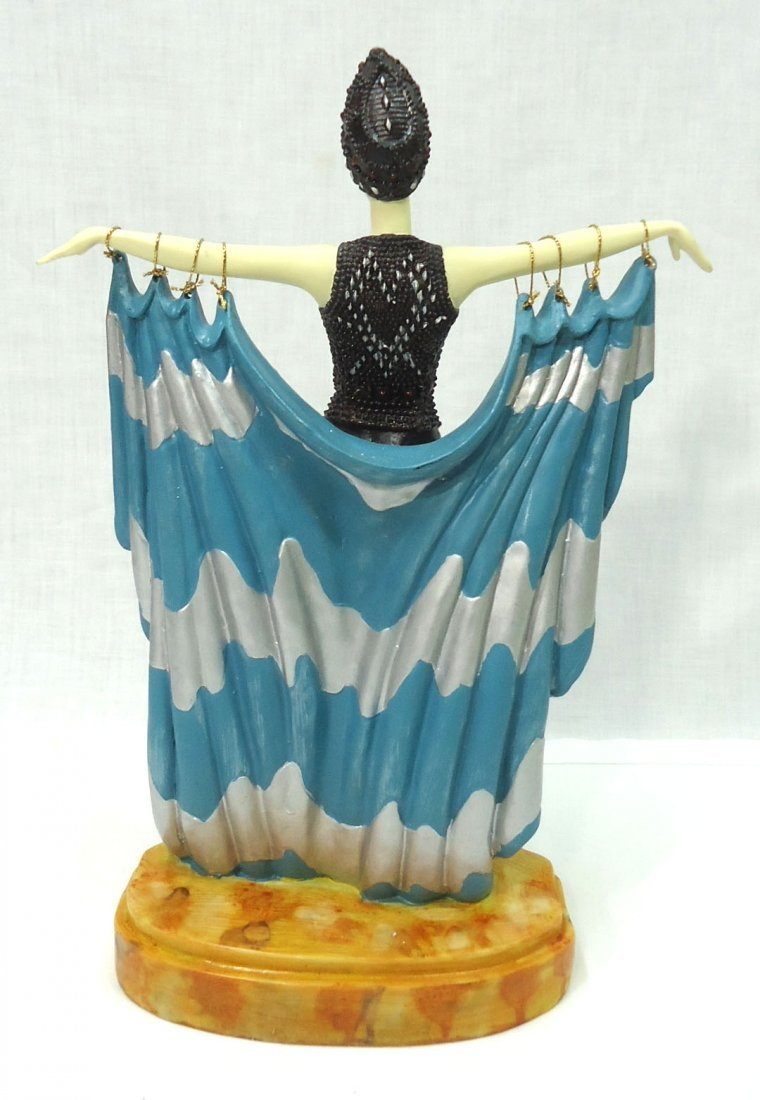 Modern Deco Style Figure - 4