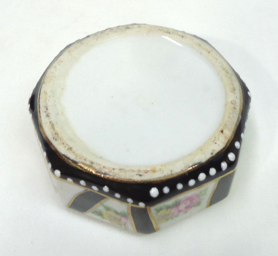 H.P. Porcelain Box - 4
