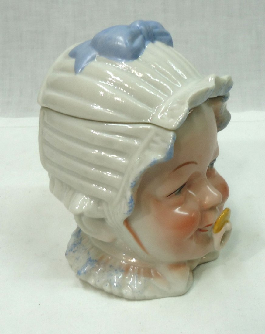 Modern Baby Tobacco Jar - 2