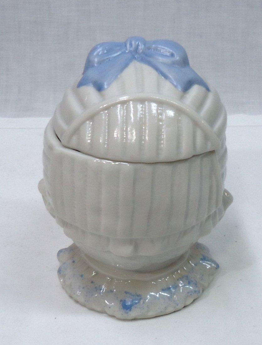 Modern Baby Tobacco Jar - 3