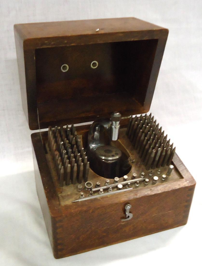 Lot of Clock & Watch Repair Tools