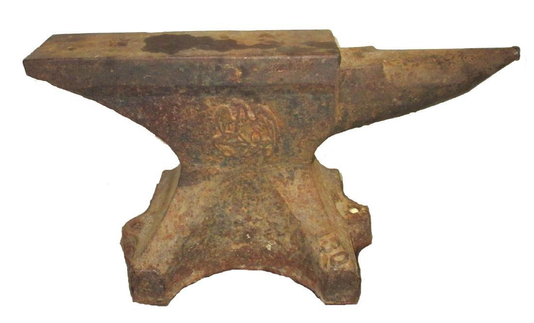 130lb Fisher Anvil 1913