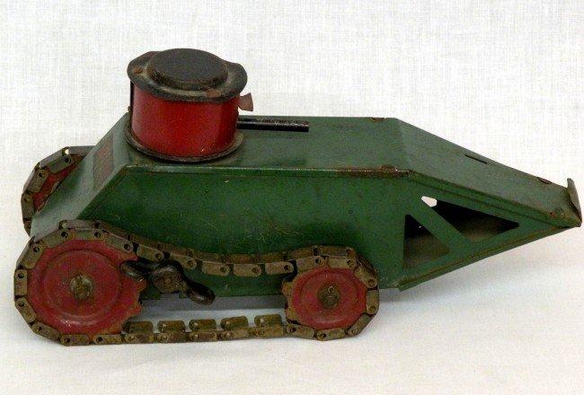 7: Structo tank