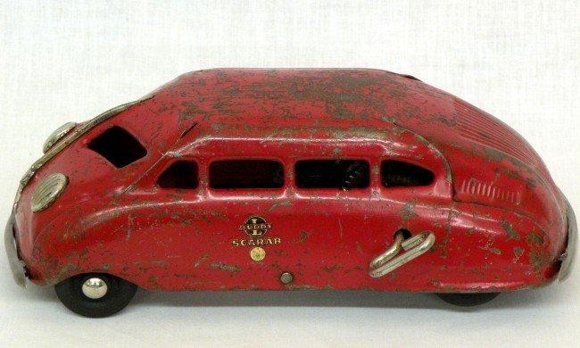 19: Buddy-L car