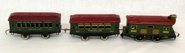 20: Ives train set