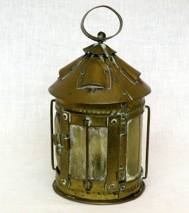 153: Candle lantern