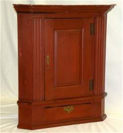 402: Hanging corner cupboard