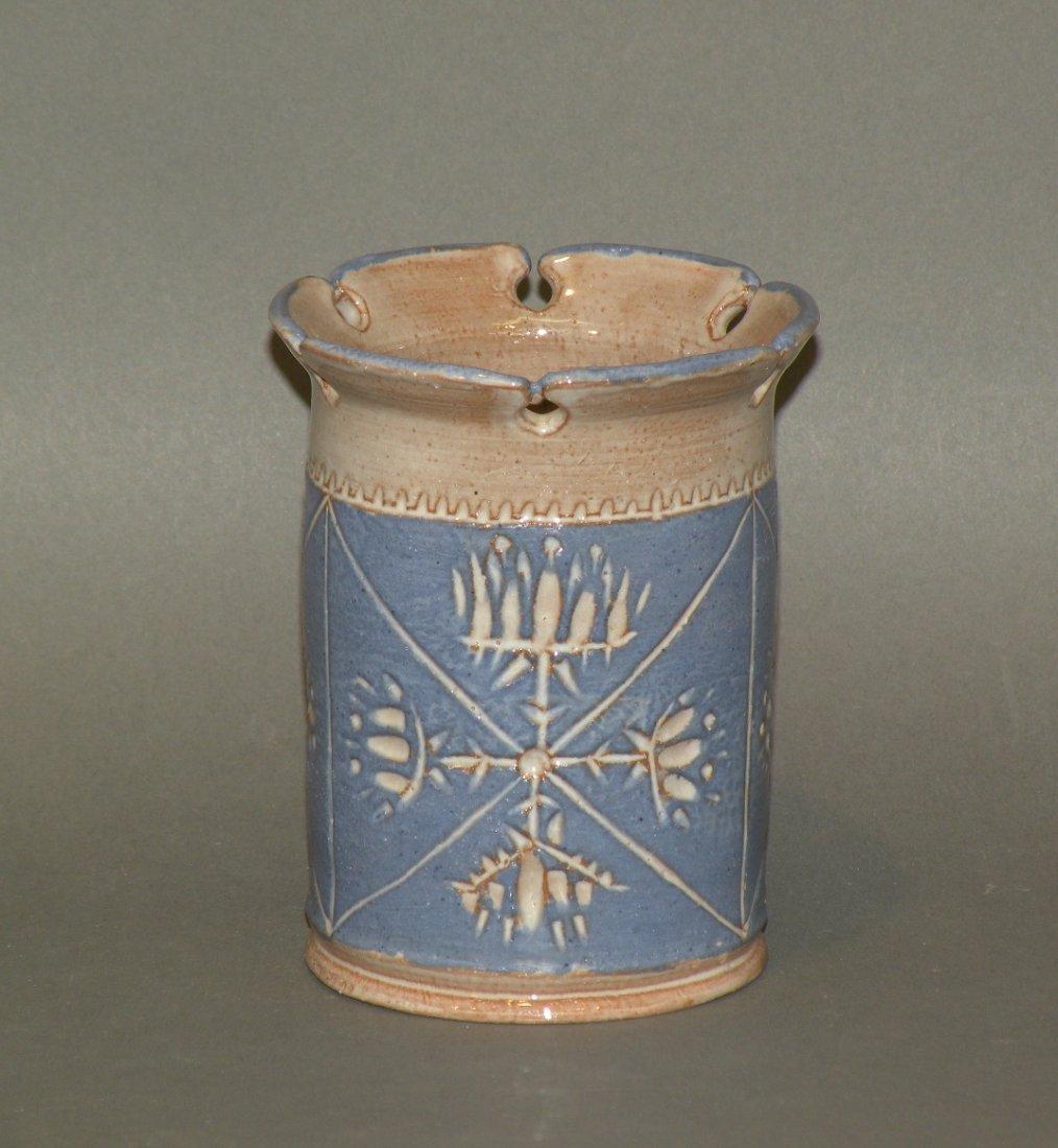 7: Left Handed Russell Henry vase