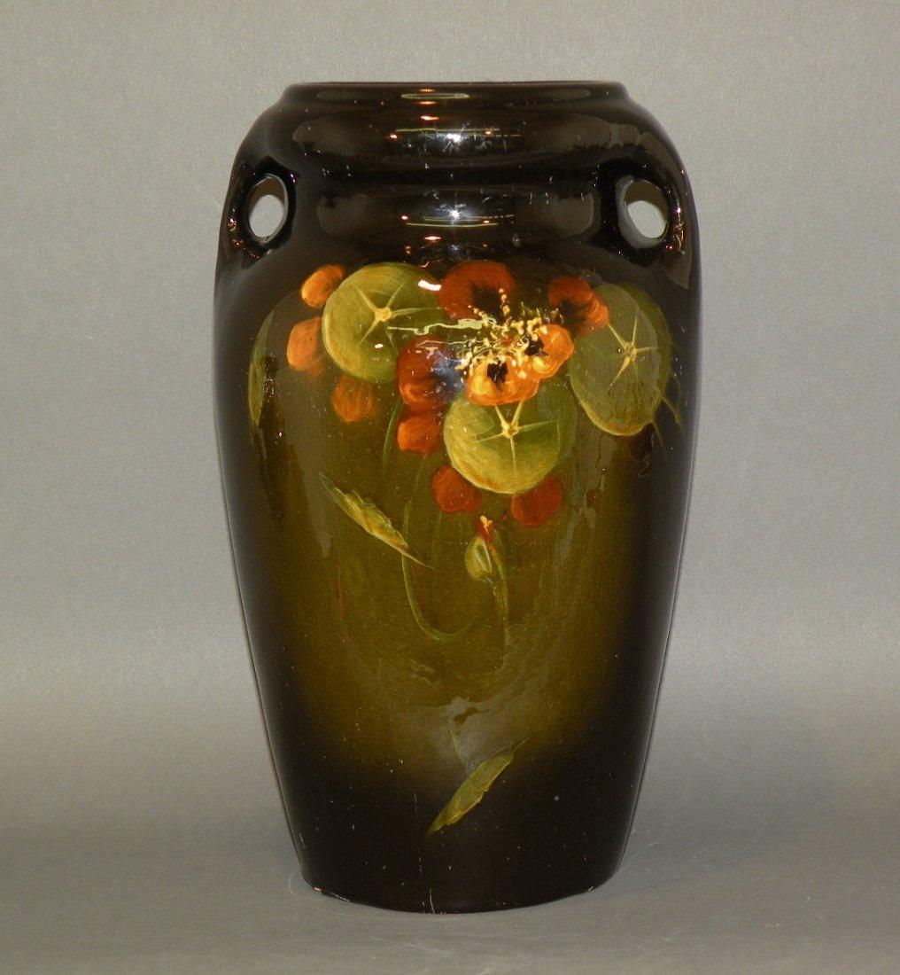 167: Weller art pottery vase