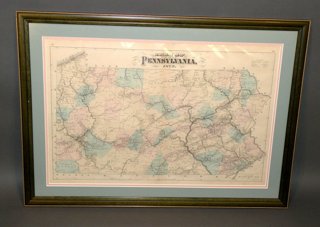 429: 2 framed PA maps