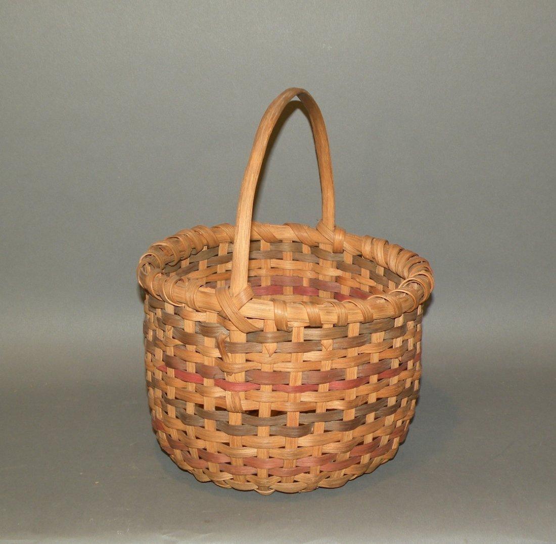 512: Splint wood gathering basket