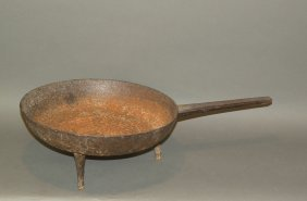 3 Legged Cast Iron Frying Pan