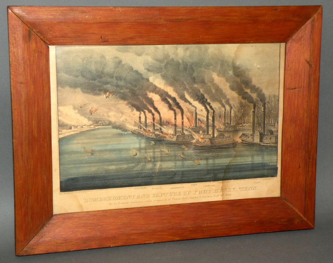 575: Currier & Ives print