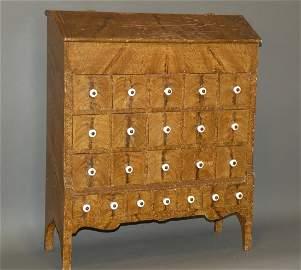 589: John Boyer seed chest