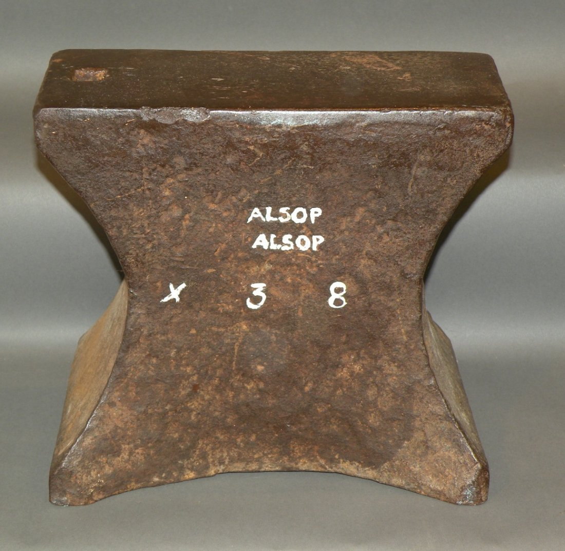 Alsop colonial form anvil