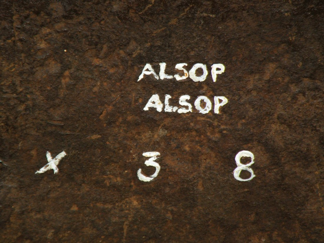 Alsop colonial form anvil - 2