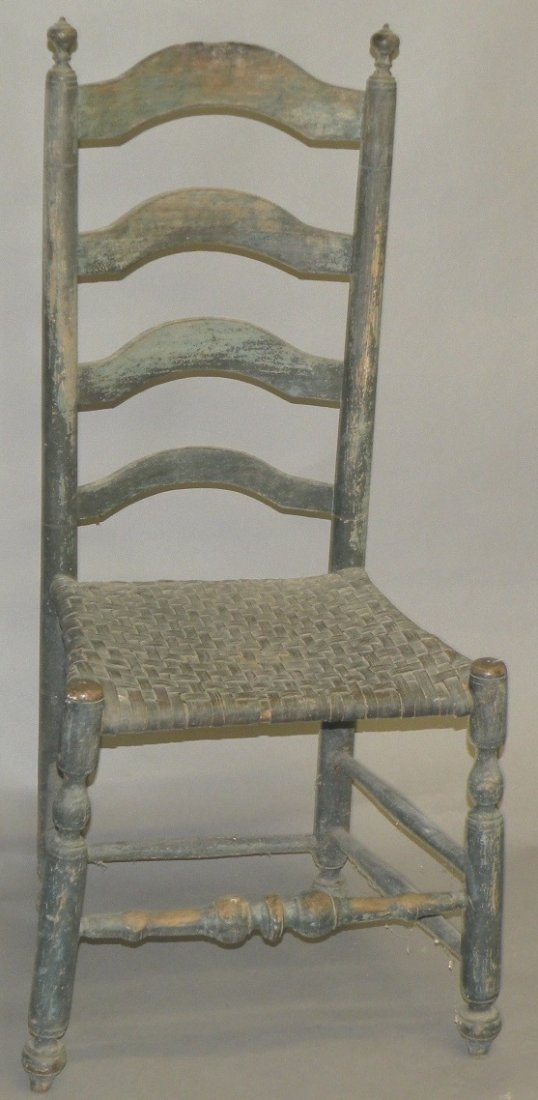 20: Ladderback chair