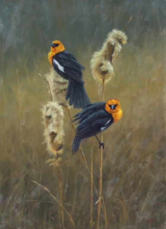 "4: Greg Wilson (B. 1962), ""Tall Tails"""