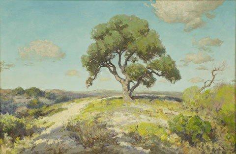 """163: Julian Onderdonk (1882-1922), """"In the Hills, South"""